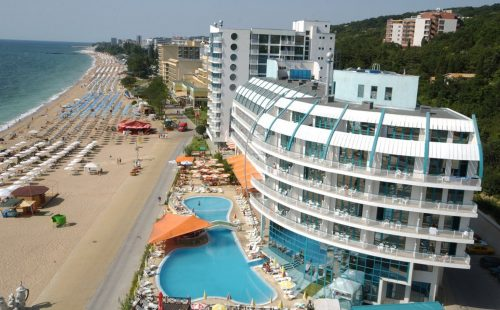 Odihnă în Bulgaria, Golden Sands, Hotel Berlin Golden Beach