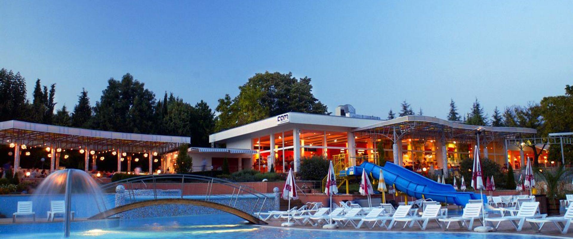 Odihna la mare in Bulgaria, Albena, Hotel Com
