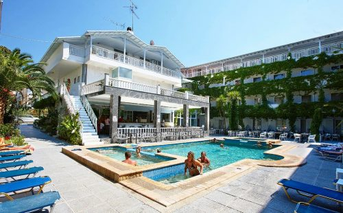 Odihnă 2017, Grecia, Halkidiki, Hotel Bomo Club Olympic Kosma