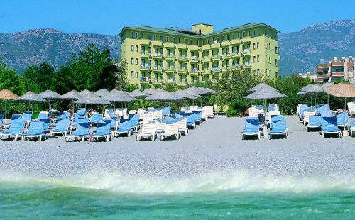All inclusive în Turcia, Alanya, Hotel Sun Fire Beach