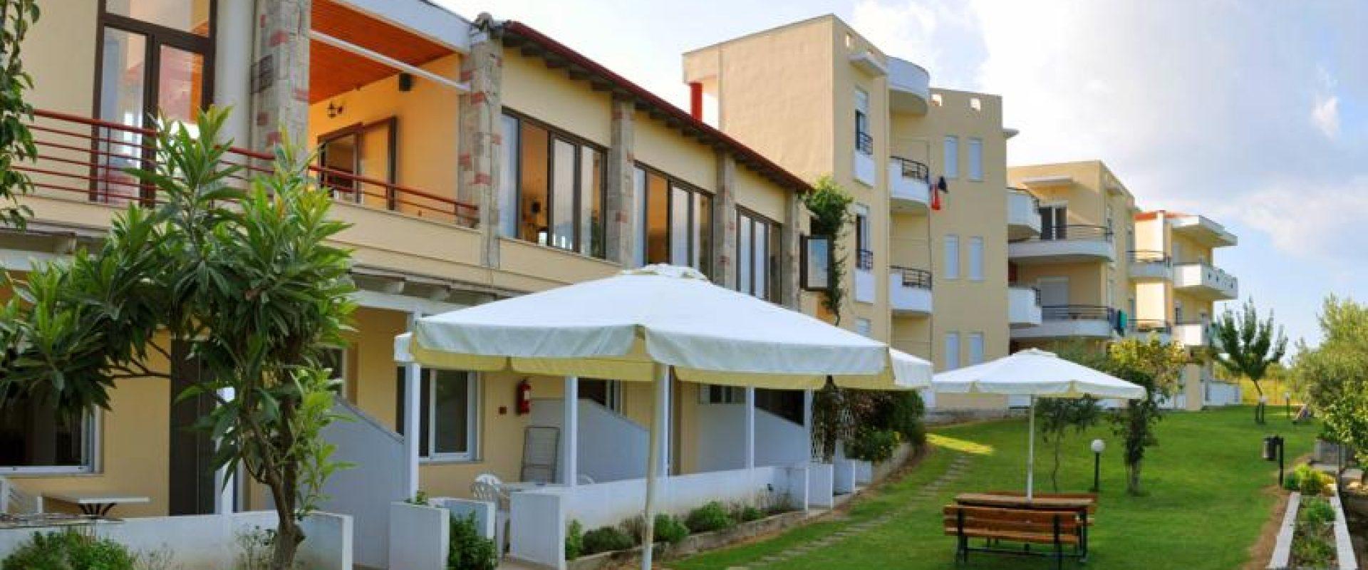 Odihnă la mare în Grecia, Halkidiki, Hotel Adonis