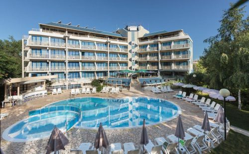 Ultra all inclusive în Bulgaria, Sunny Beach, Hotelul Aquamarine