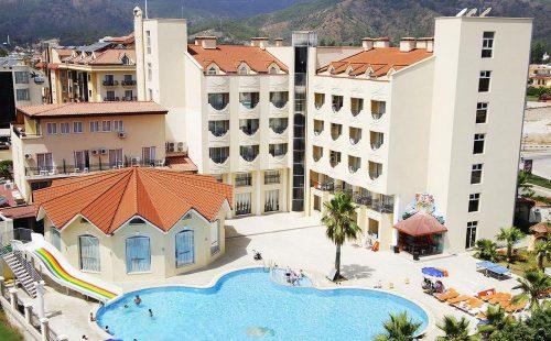 Vacanță în Turcia 2017, Kemer, Hotel Larissa Inn