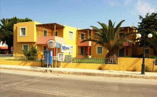 Остров Крит 2017, Отель Minos Village Karteros