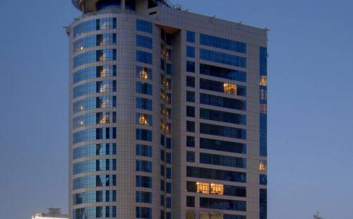 Vacanță în Emiratele Arabe Unite, Sharjah, Hotel Aryana