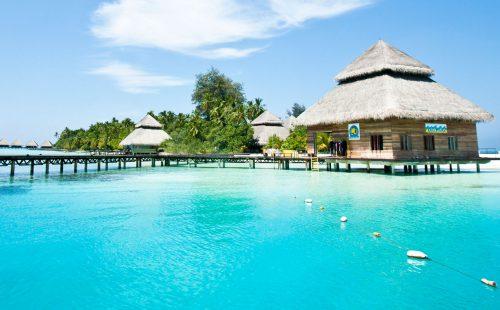 Odihnă în Maldive, Hotel Adaaran Select Hudhuran Fushi
