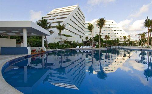 Vacanță în Mexic Cancun, Hotel Oasis Palm Beach