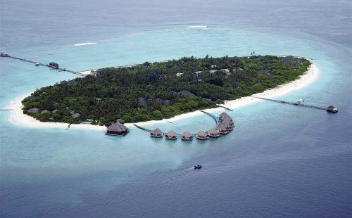 Odihnă în Maldive, Male, Hotel Adaaran Select Meedhupparu