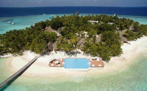 Odihnă în Maldive 2017, Male, Thulhagiri Island Resort & Spa