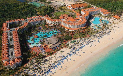 Odihnă în Republica Dominicană, Hotel Barcelo Punta Cana