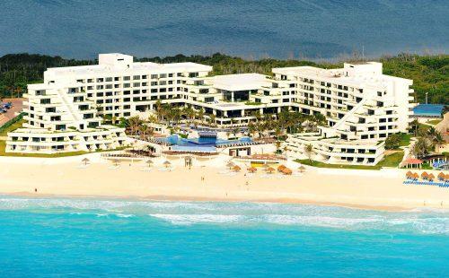 Odihnă în Mexic 2017, Cancun, Hotel Grand Oasis Sens