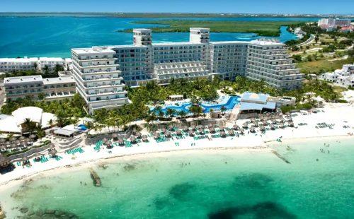 Vacanță la mare în Mexic, Cancun, Hotel Riu Caribe
