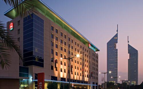 Vacanță în Emiratele Arabe Unite, Hotel Ibis Al Barsha
