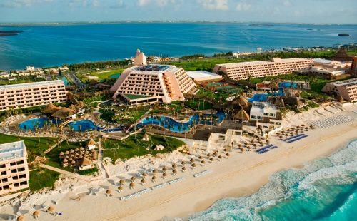 Odihnă în Mexic, Cancun, Hotel Grand Oasis Cancun