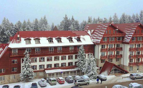 Odihnă la munte în Bulgaria, Borovets, Hotel Iglika Palace