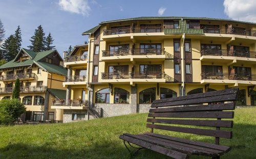 Vacanță în România, Poiana Brașov, Casa Viorel