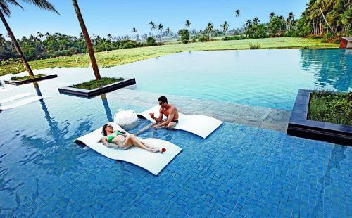 Vacanță în India, Goa, Hotelul Alila Diwa Goa
