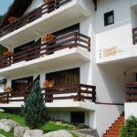 Vacanță la munte în România, Moeciu, Pensiunea Aron