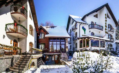 Sejur la munte în România, Poiana Brașov, Vila Crocus