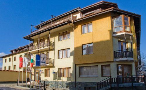 Munte Bulgaria, Bansko, Hotel Mont Blanc Aparthotel