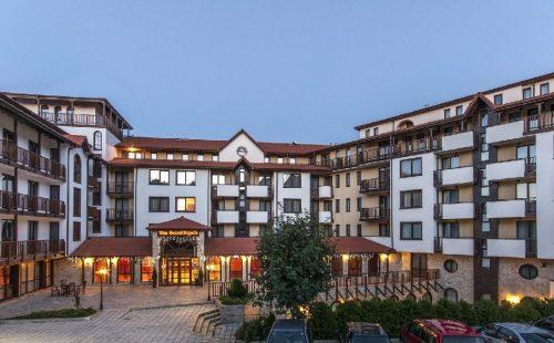 Bansko, Bulgaria, Hotel Grand Royale Apartment Complex & Spa