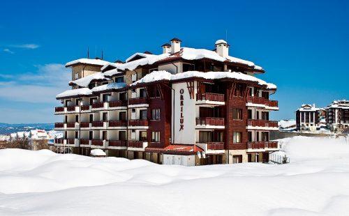 Odihnă la munte în Bulgaria, Bansko, Hotel Orbilux
