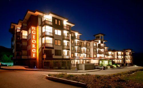 Bulgaria, Bansko, Hotel St. George Ski & Spa