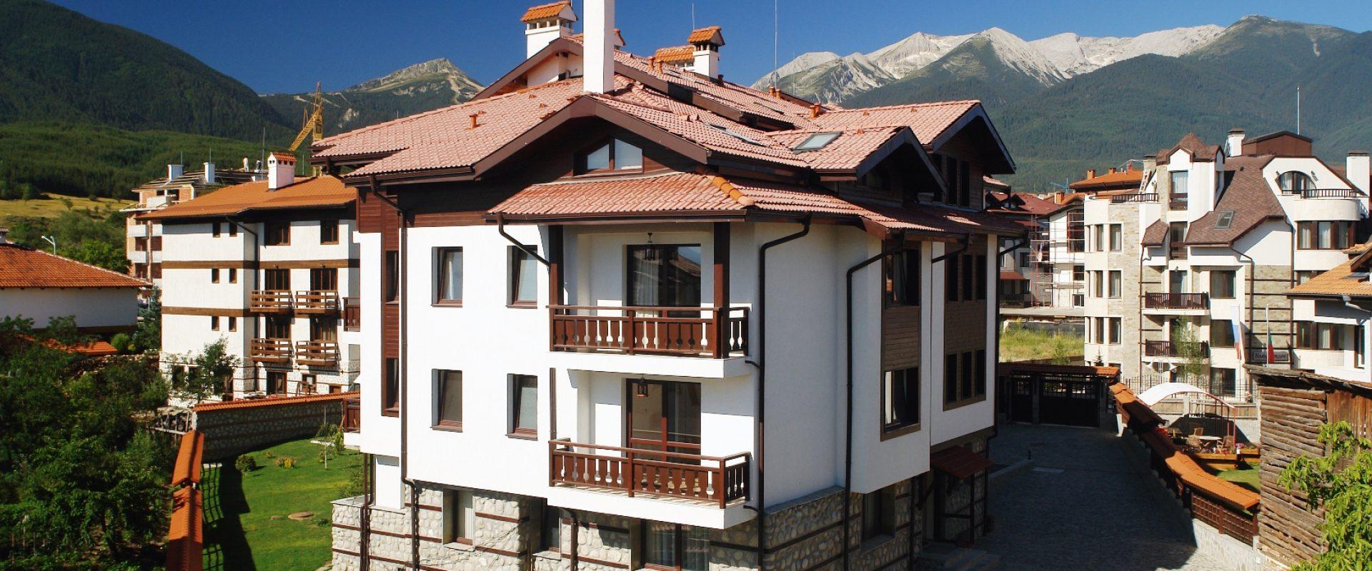 Odihnă la munte în Bulgaria, Bansko, Hotel Winslow Elegance