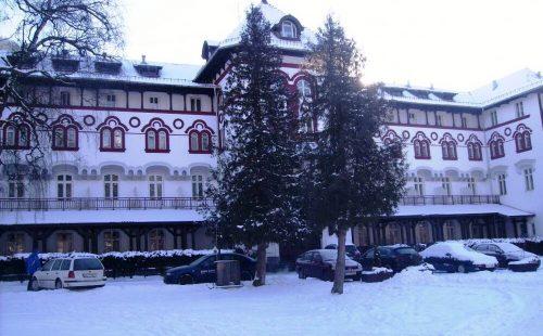 Отдых в Румынии, Синая, Отель Caraiman