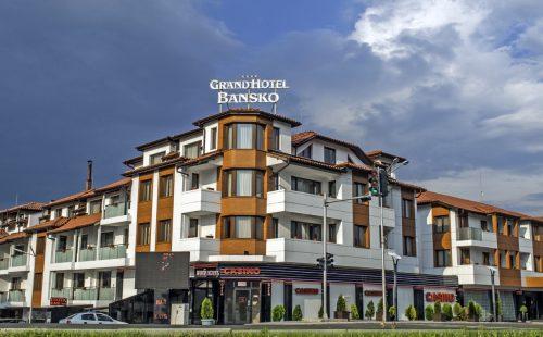 Odihnă în munți, Bulgaria, Bansko, Grand Hotel Bansko