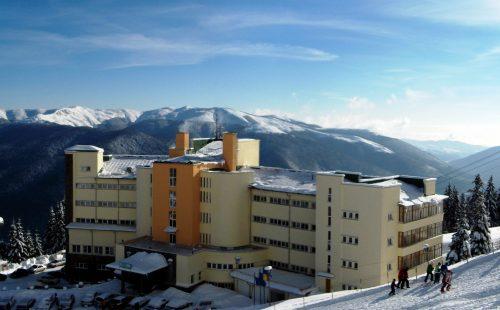 Отдых в горах Румынии, Синая, Hotel Cota 1400