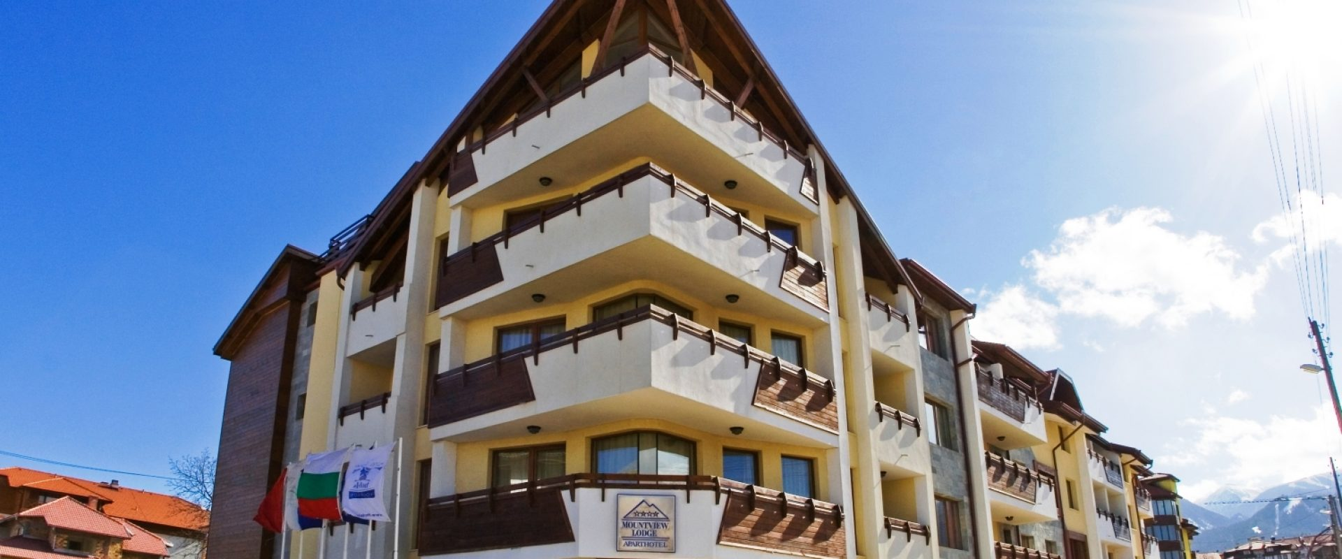 Odihnă la munte în Bulgaria, Bansko, Mountview Lodge Apartments