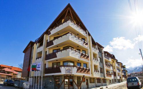 Odihnă la munte în Bulgaria, Bansko, Mountview Lodge Apartments