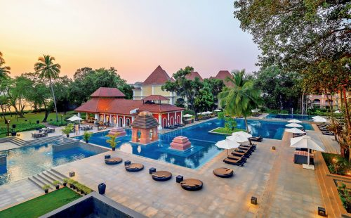 Odihnă în India, Goa, Hotel Grand Hyatt Goa