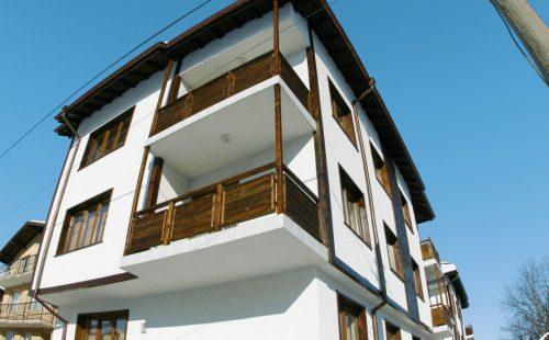 Odihnă la munte în Bulgaria, Bansko, Snowplough Apart-Hotel