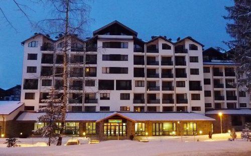 Vacanță la munte în Bulgaria, Borovets, Gardens Apart Hotel