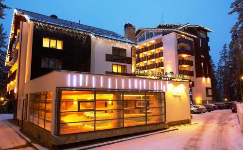 Odihnă la munte în Bulgaria, Borovets, Hotel Festa Chamkoria