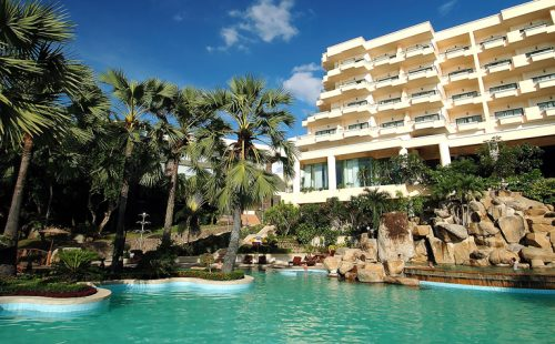Odihnă în Thailanda, Pattaya, Hotel Garden Sea View