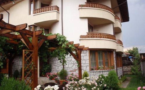 Vacanță la munte în Bulgaria, Bansko, Hotel Lina