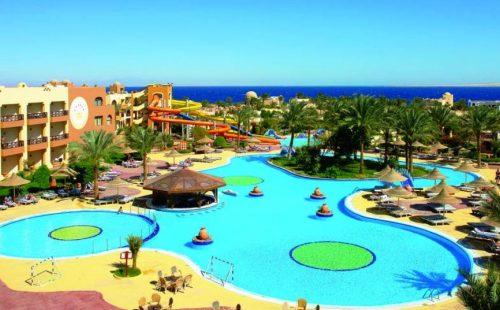 Egipt, Sharm El Sheikh, Hotel Nubian Village Aqua