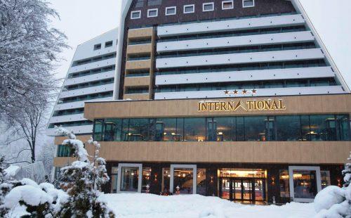 Odihnă la munte în România, Hotel International Sinaia