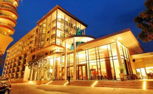 Thailanda, Pattaya, Hotel Long Beach Garden Hotel & Spa