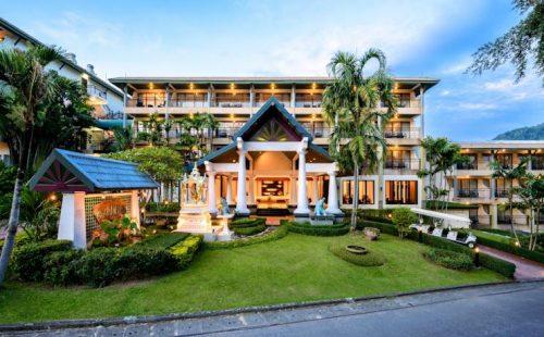 Vacanță în Thailanda, Hotel Peach Hill Hotel & Resort