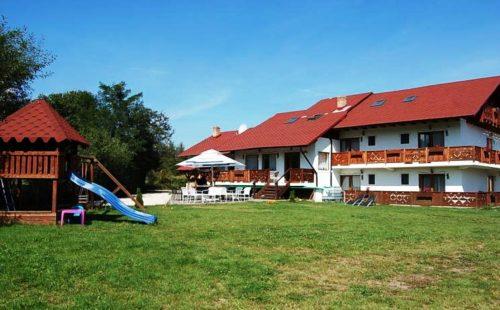 Vacanță la munte în România, Moeciu, Pensiunea Casa Gobbel