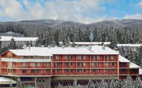 Vacanță la munte în Bulgaria, Pamporovo, Hotel Prespa