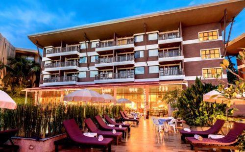 Odihnă în Thailanda, Phuket, Hotel Peach Blossom Resort