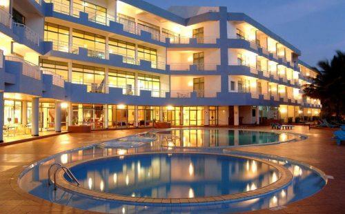 Odihnă exotică în Sri Lanka, Induruwa, Hotel Induruwa Beach