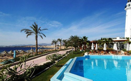 Egipt, Sharm El Sheikh, Hotel Melton Beach Resort