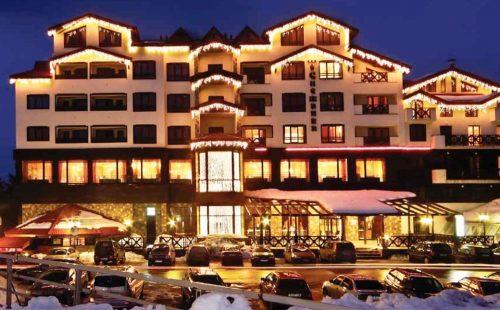 Odihnă la munte în Bulgaria, Pamporovo, Snezhanka Hotel & SPA