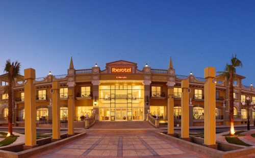 Egipt, Sharm El Sheikh, Hotel Iberotel IL Mercato